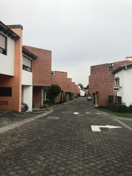 Bhv1021.10- Viva Tranquilo Y Seguro. Casa En Venta En Tlalpan.