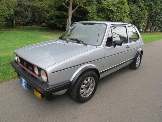 Volkswaguen Golf Gti 1.8 Mk1