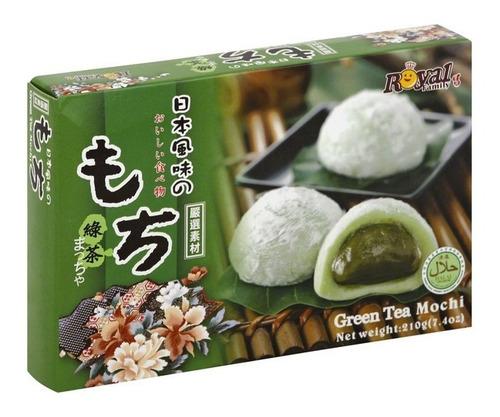 Imagen 1 de 3 de Dulce Japones Mochi Matcha / Te Verde
