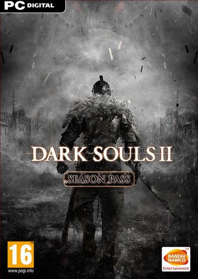Dark Souls Ii - Pc Mídia Digital + Brinde