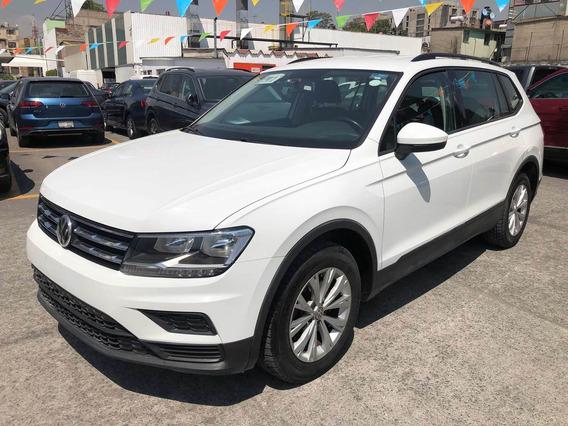 Volkswagen Tiguan 1.4 Trendline Plus Tercer Fila 2018