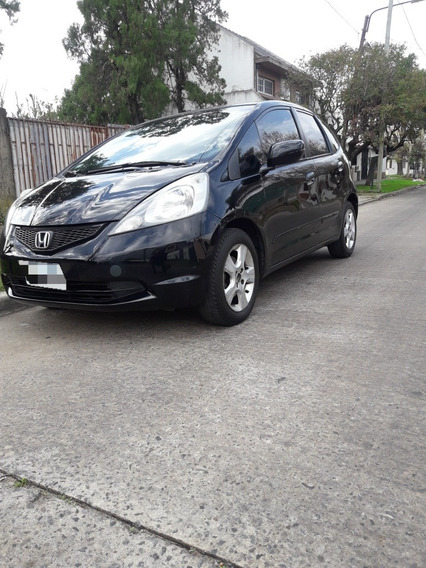Honda Fit 1.5 Ex-l At 120cv 2010