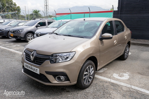 Renault Logan Zen Mt Ph2- 2021