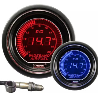 Wideband Air Fuel Prosport Linea Evo Sonda Bosch