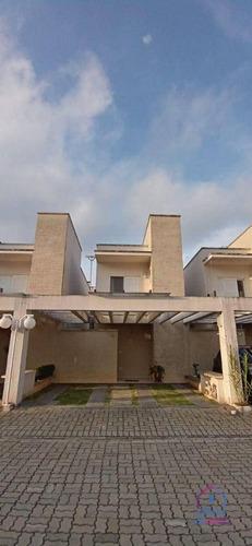 Imagem 1 de 13 de Casa Com 3 Dormitórios À Venda, 105 M² Por R$ 625.000,00 - Modernità Granja - Cotia/sp - Ca1295