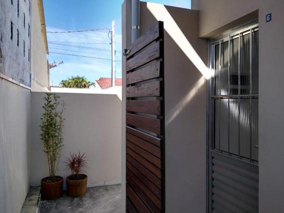 Locação Definitiva Casa Em Condomínio - Jd. Umuarama - Ca0707
