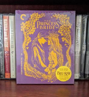 Criterion - The Princess Bride (bluray) - Rob Reiner