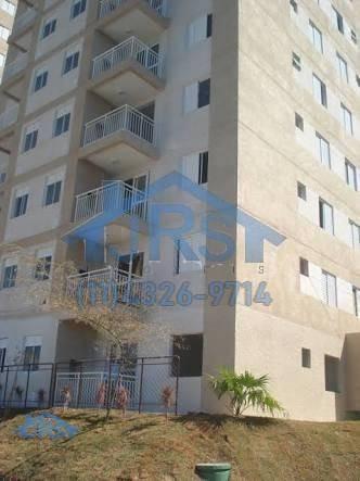 Apartamento Com 2 Dormitórios Para Alugar, 52 M² Por R$ 1.000/mês - Vila Santa Lúcia - Carapicuíba/sp - Ap2659