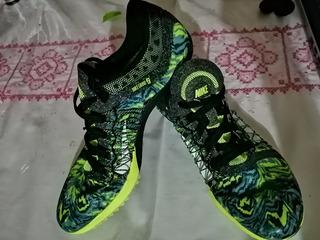 Spikes Atletismo Velocidad Nike Zoom X4