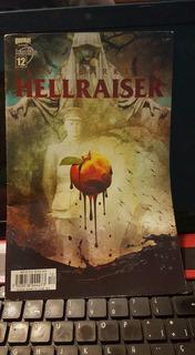 Hellraiser, Comic, Clive Barker N.12, Usado Original