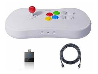 Neogeo Arcade Stick Pro Controller 20 Juegos Con Adaptador