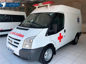 Ford Transit Ambulancia 2011