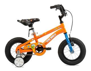 Bicicleta Infantil Nene - Olmo Cosmo Pets Rodado 12