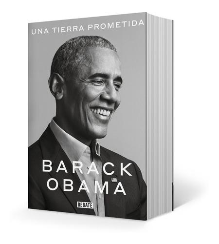 Una Tierra Prometida - Libro Barack Obama