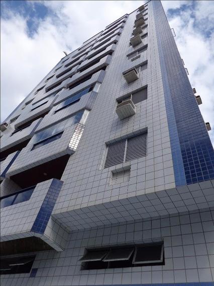 Apartamento Em Ocian, Praia Grande/sp De 137m² 3 Quartos À Venda Por R$ 415.000,00 - Ap138662