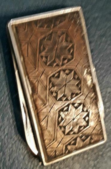 Antigua Cortaplumas Estrella Federal Para Cinto