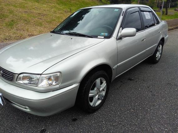 Toyota Corolla 1.8 16v Xei 4p 2000
