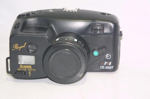Máquina Fotográfica Royal Af Ck 3000t