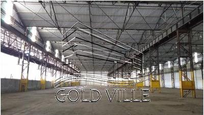 Galpão Industrial Para Locação, Centro, Osasco - Ga4287. - Ga4287