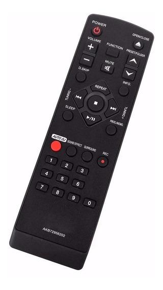 Controle Remoto Som Lg Mcd-605 (akb-72956202) Mct705/mcv905