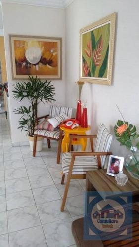 Imagem 1 de 26 de Casa Com 3 Dormitórios À Venda, 180 M² Por R$ 689.000,00 - Vila Valença - São Vicente/sp - Ca0819