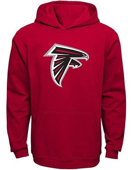 Sudadera Con Gorro Unisex Atlanta Falcons Nfl