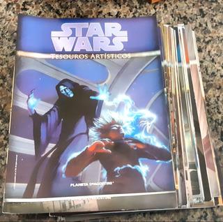 Star Wars 68arquivos Edição Limitada 2012 Planeta Deagostini