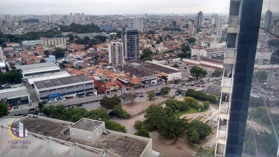 Sala Comercial Para Locação, Vila Yara, Osasco. - Sa0012