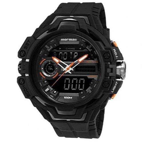 Relógio Mormaii Masculino Mo1082bn/8l 005458rean Mormaii