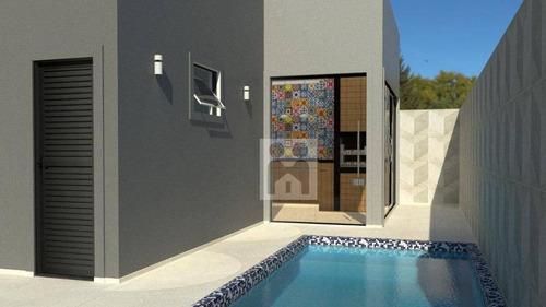 Imagem 1 de 11 de Casa Com 3 Dormitórios À Venda, 155 M² Por R$ 770.000,00 - Núcleo São Luís - Ribeirão Preto/sp - Ca0719