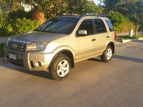 Impecable Ford Ecosport 2011 Transmision Manual A/a