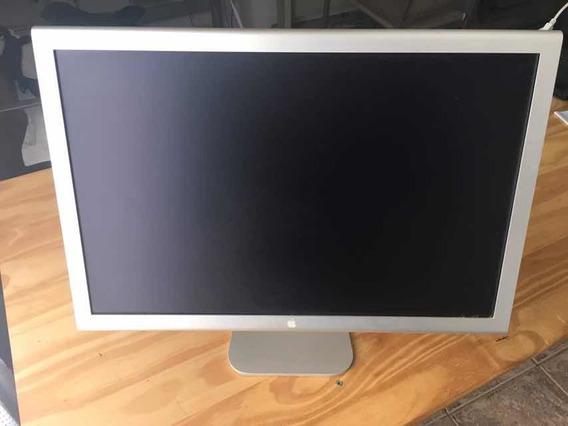 Monitor Mac Apple Cinema Display 20 Pulpagas Funciona