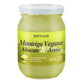 Manteiga Vegana Abacate E Aveia 220g