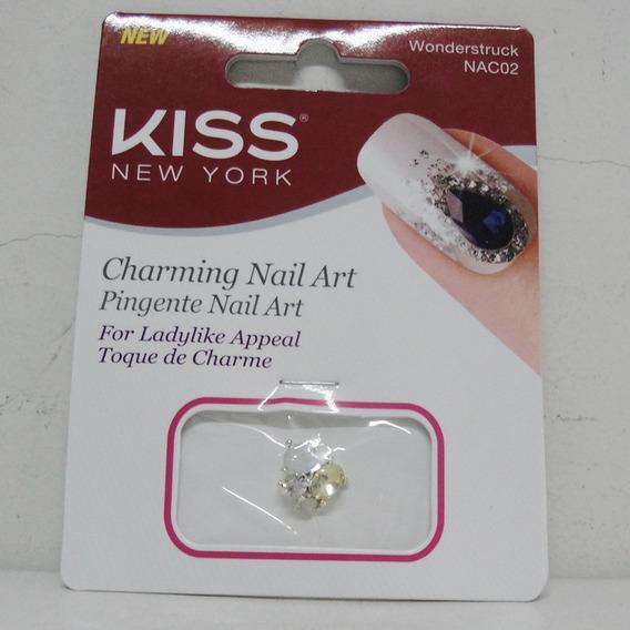 Kiss Ny Pingente Para Nail Art Nac02 - Wonderstruck