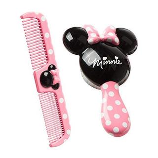 Juego De Cepillo Y Peine De Disney Minnie