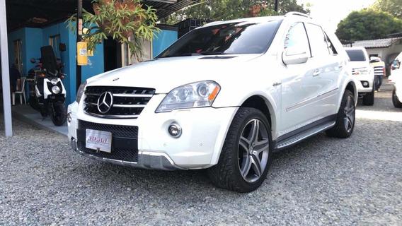 Mercedes-benz Clase Ml 63 Amg 6.300 At