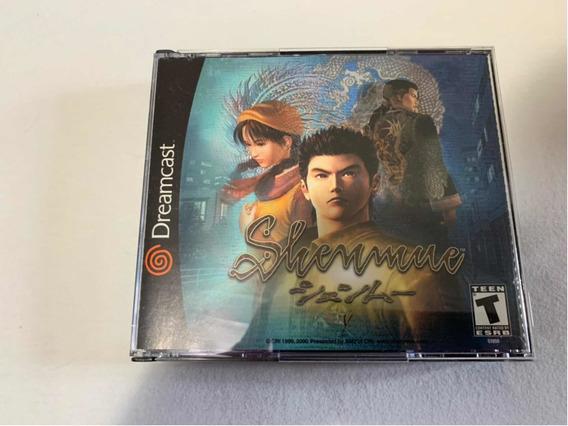 Shenmue Dreamcast Americano Completo