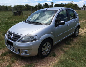 Citroen C3 Exclusive 1.6 16v Full - Gris Plata
