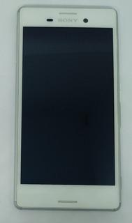 Sony Xperia E2306 M4 Aqua 16gb Branco C/ Defeito S/ Garantia