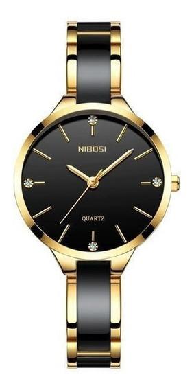 Relógio Feminino Nibosi Ni2330
