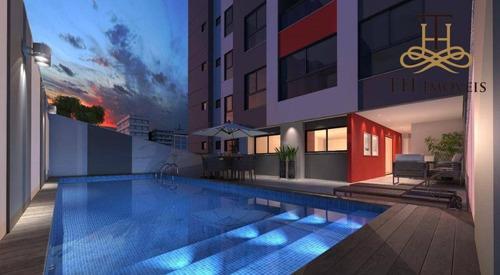 Apartamento Novo Para Venda No Bairro Tabuleiro, Em Camboriú!!! R$ 363.000,00 - Ap0831