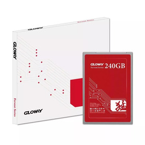 Hd Ssd 240gb Gloway Sata 3 2,5 Notebook E Desktop Novo