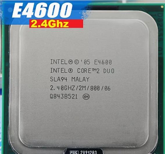 Processador Intel® Core2 Duo E4600