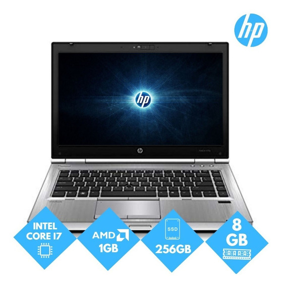 Notebook Core I7 Ram 8gb Ssd256gb Com Placa De Video 1gb