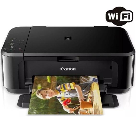 Multifuncional Canon Colorida Mg3010 Jato De Tinta - Wi-fi -