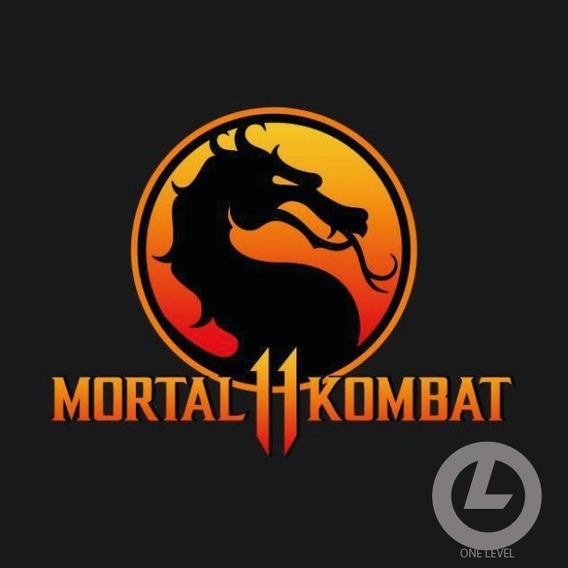 Jogo Mortal Kombat 11 Midia Digita Mortal Kombat