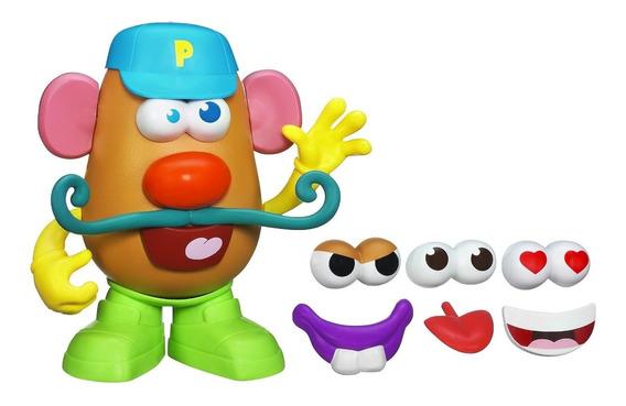 Playskool - Sr Cara De Papa - Juego Caras Divertidas - Ha...