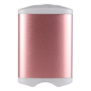 Pilot Electronics Ca10001p Pink 5200 Mah Power Bank Y Paquet