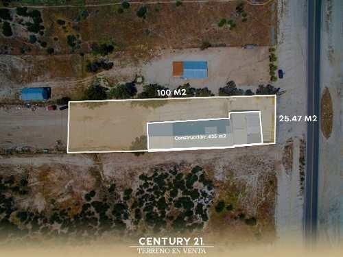 Terreno En Venta Kilometro 108 Carretera Tecate-mexicali