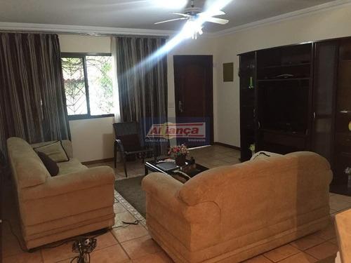 Sobrado Residencial À Venda, Jardim Jovaia, Guarulhos - So0710. - Ai3547